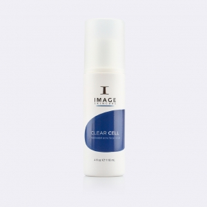 CLEAR CELL medicated acne facial scrub - Очищающий скраб анти-акне