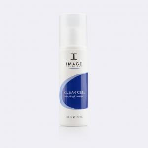CLEAR CELL salicylic gel cleanser - Очищающий салициловый гель для проблемной кожи