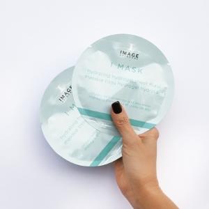 I MASK Hydrating Hydrogel Sheet Mask - Увлажняющая гидрогелевая маска (single)